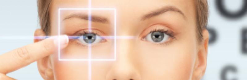 Laser per gli occhi: interventi sempre piú precisi e sicuri