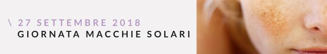 27 Settembre 2018: Giornata macchie solari