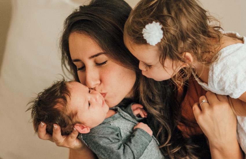 Mamma e bambini - San Carlo Istituto Clinico