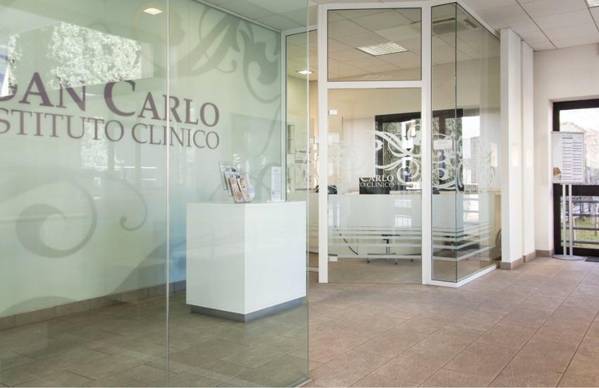 San Carlo Istituto Clinico - Reception sede di Busto Arsizio